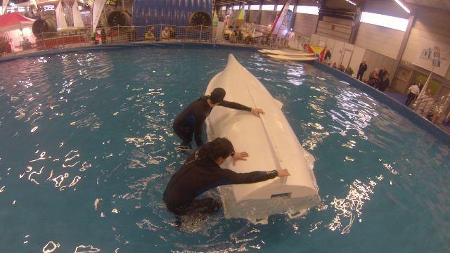 zeeroeien.be - Belgian Boat show 2013 - 008